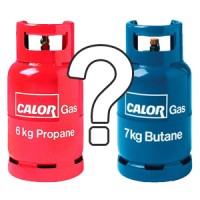 Which gas is best to use in a caravan?