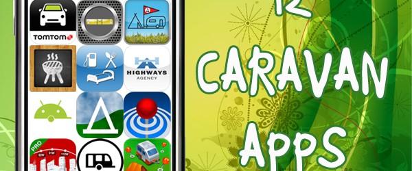 12 Caravanning Apps