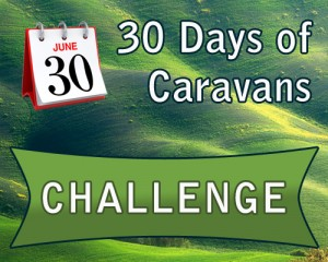 30 Days of Caravans Challenge