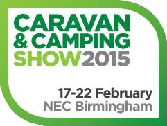 Caravan & Camping Show October 2014