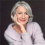 Dame Helen Mirren caravanner