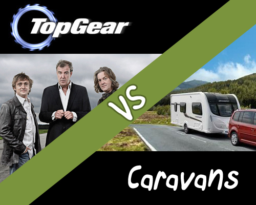 Top Gear VS Caravans: All the things they've done to caravans | How